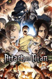 ดูหนังการ์ตูน Shingeki no Kyojin (Attack on Titan) ผ่าพิภพไททัน ภาค 1-4 พากย์ไทย+ซับไทย