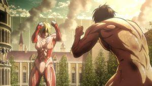 ดูอนิเมะ การ์ตูน Shingeki no Kyojin (Attack on Titan 1) ภาค 1 ตอนที่ 25 ตอนจบ พากย์ไทย ซับไทย อนิเมะออนไลน์ ดูการ์ตูนออนไลน์