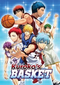 ดูหนังการ์ตูน Kuroko no Basket คุโรโกะ โนะ บาสเก็ต ภาค 1-3 พากย์ไทย