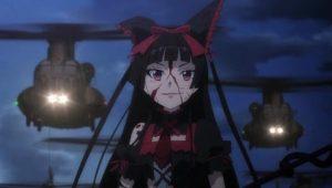 ดูการ์ตูน Gate: Jieitai Kanochi nite Kaku Tatakaeri ตอนที่ 17