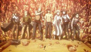 ดูอนิเมะ การ์ตูน Shingeki no Kyojin (Attack on Titan 3) ภาค 3 ตอนที่ 8 พากย์ไทย ซับไทย อนิเมะออนไลน์ ดูการ์ตูนออนไลน์