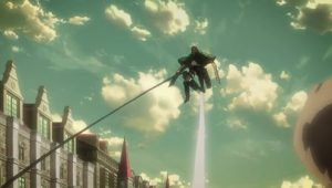 ดูอนิเมะ การ์ตูน Shingeki no Kyojin (Attack on Titan 1) ภาค 1 ตอนที่ 24 พากย์ไทย ซับไทย อนิเมะออนไลน์ ดูการ์ตูนออนไลน์