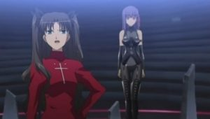 ดูอนิเมะ การ์ตูน Fate Stay Night มหาสงครามจอกศักดิ์สิทธิ์ ตอนที่ 18 พากย์ไทย ซับไทย อนิเมะออนไลน์ ดูการ์ตูนออนไลน์