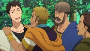 ดูการ์ตูน Gate: Jieitai Kanochi nite Kaku Tatakaeri ตอนที่ 13