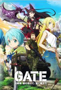 ดูหนังการ์ตูน Gate: Jieitai Kanochi nite, Kaku Tatakaeri ซับไทย