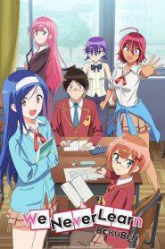 Bokutachi wa Benkyou ga Dekinai เรื่องนี้ตำราไม่มีสอน ตอนที่ 1-13 + OVA ซับไทย
