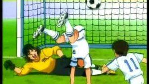 ดูการ์ตูน Captain Tsubasa กัปตันซึบาสะ เจ้าหนูสิงห์นักเตะ ตอนที่ 10
