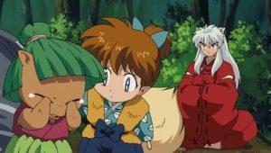 ดูการ์ตูน Inuyasha อินุยาฉะ เทพอสูรจิ้งจอกเงิน ปี 4 ตอนที่ 143