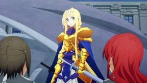 ดูการ์ตูน Sword Art Online: Alicization ซอร์ดอาร์ตออนไลน์ ภาค 3 ตอนที่ 11