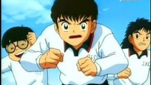 ดูการ์ตูน Captain Tsubasa กัปตันซึบาสะ เจ้าหนูสิงห์นักเตะ ตอนที่ 12