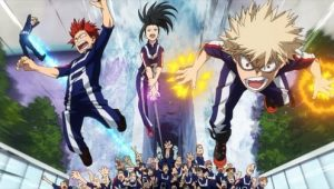 ดูอนิเมะ การ์ตูน Boku no Hero Academia Season 2 ตอนที่ 2 พากย์ไทย ซับไทย อนิเมะออนไลน์ ดูการ์ตูนออนไลน์