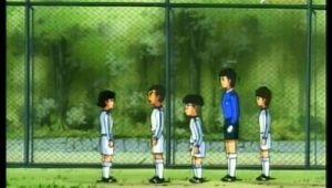 ดูการ์ตูน Captain Tsubasa กัปตันซึบาสะ เจ้าหนูสิงห์นักเตะ ตอนที่ 11