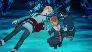 ดูการ์ตูน Sword Art Online: Alicization ซอร์ดอาร์ตออนไลน์ ภาค 3 ตอนที่ 4
