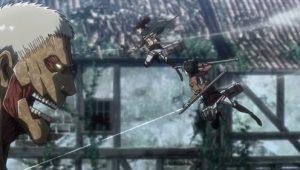 ดูอนิเมะ การ์ตูน Shingeki no Kyojin (Attack on Titan 3) ภาค 3 ตอนที่ 14 พากย์ไทย ซับไทย อนิเมะออนไลน์ ดูการ์ตูนออนไลน์