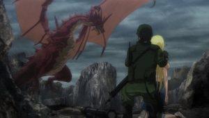 ดูการ์ตูน Gate: Jieitai Kanochi nite Kaku Tatakaeri ตอนที่ 16