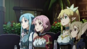 ดูการ์ตูน Sword Art Online Season 2 ซอร์ดอาร์ตออนไลน์ ภาค 2 ตอนที่ 9