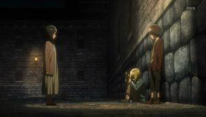 ดูอนิเมะ การ์ตูน Shingeki no Kyojin (Attack on Titan 1) ภาค 1 ตอนที่ 2 พากย์ไทย ซับไทย อนิเมะออนไลน์ ดูการ์ตูนออนไลน์