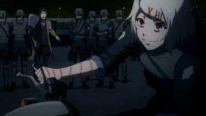 ดูการ์ตูน Tokyo Ghoul ผีปอบโตเกียว ภาค 1 ตอนที่ 11