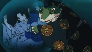 ดูการ์ตูน Inuyasha อินุยาฉะ เทพอสูรจิ้งจอกเงิน ปี 1 ตอนที่ 8