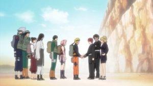 ดูการ์ตูน Naruto Shippuden นารูโตะ ตำนานวายุสลาตัน ตอนที่ 32