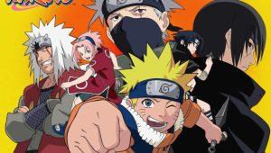 ดูการ์ตูน Naruto นารูโตะ นินจาจอมคาถา ตอนที่ 1
