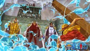 ดูการ์ตูน One Piece วันพีช ภาค 14 ตอนที่ 457