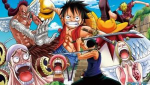 ดูการ์ตูน One Piece วันพีช ภาค 6 ตอนที่ 145