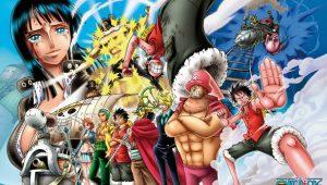 ดูการ์ตูน One Piece วันพีช ภาค 9 ตอนที่ 265