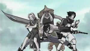 ดูการ์ตูน Naruto นารูโตะ นินจาจอมคาถา ภาค 1 ตอนที่ 7