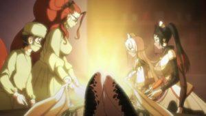 ดูการ์ตูน Monster Musume no Oishasan : ภาค 1 ตอนที่ 11