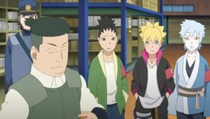 ดูการ์ตูน Boruto: Naruto Next Generations ตอนที่ 10