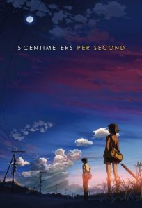5 Centimeters Per Second (Movie) ยามซากุระร่วงโรย เดอะมูฟวี่ พากย์ไทย