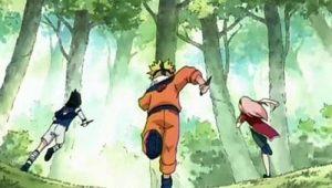 ดูการ์ตูน Naruto นารูโตะ นินจาจอมคาถา ภาค 1 ตอนที่ 10