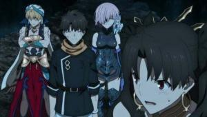 ดูการ์ตูน Fate/Grand Order: Zettai Majuu Sensen Babylonia ตอนที่ 13