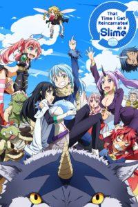 ดูหนังการ์ตูน Tensei shitara Slime Datta Ken เกิดใหม่ทั้งทีก็เป็นสไลม์ไปซะแล้ว ภาค 1-3 ซับไทย