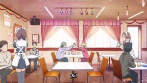 ดูการ์ตูน Oshi ga Budoukan Ittekuretara Shinu ตอนที่ 10
