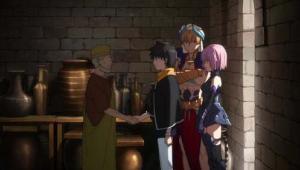ดูการ์ตูน Fate/Grand Order: Zettai Majuu Sensen Babylonia ตอนที่ 5