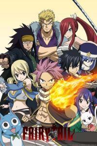 ดูหนังการ์ตูน Fairy Tail แฟรี่เทล ศึกจอมเวทอภินิหาร ภาค 1-8+OVA พากย์ไทย+ซับไทย