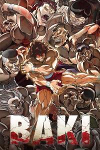 ดูหนังการ์ตูน Baki บากิ (2018-2020) ภาค 1-2 ซับไทย