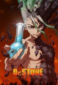 Dr.Stone ด็อกเตอร์สโตน ภาค 1-2 ซับไทย
