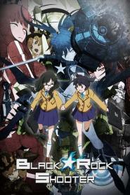 Black Rock Shooter แบล็ค ร็อค ชูตเตอร์ ตอนที่ 1-8 + OVA พากย์ไทย