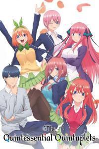 ดูหนังการ์ตูน 5-Toubun no Hanayome เจ้าสาวผมเป็นแฝดห้า ภาค1-2 ซับไทย