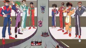 ดูการ์ตูน Shin Seiki GPX Cyber Formula ภาค 1 ตอนที่ 1