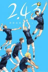 2.43: Seiin Koukou Danshi Volley-bu ตอนที่ 1-12 ซับไทย