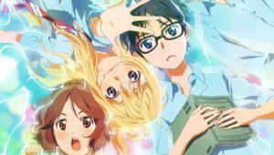 ดูอนิเมะ การ์ตูน Shigatsu wa Kimi no Uso (Your Lie in April) เพลงรักสองหัวใจ ภาค 1 ตอนที่ 1 พากย์ไทย ซับไทย อนิเมะออนไลน์ ดูการ์ตูนออนไลน์