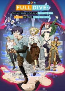 ดูหนังการ์ตูน Kyuukyoku Shinka Shita Full Dive RPG ตอนที่ 1-12 ซับไทย