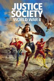 Justice Society World War II (2021) ซับไทย