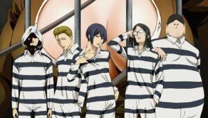 ดูการ์ตูน Kangoku Gakuen (Prison School) ภาค 1 ตอนที่ 1