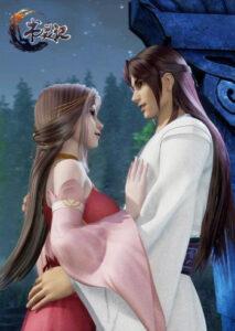 ดูหนังการ์ตูน Shu Ling Ji เทพหนังสือจิตวิญญาณ ตอนที่ 1-ล่าสุด ซับไทย