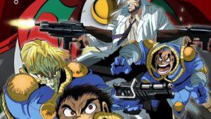 ดูการ์ตูน Getter Robo Arc เก็ตเตอร์โรบอตอาร์ก ภาค 1 ตอนที่ 1
